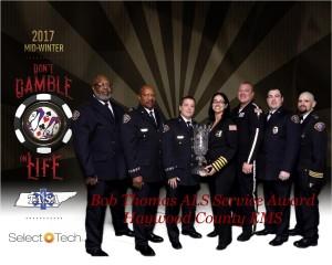 ALS Service Award