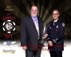 Griffen Paramedic Award